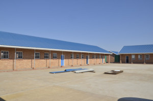 Completed Bambanani Senior Secondary School