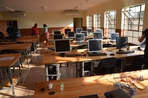 Computer Centre at Khulani Special School