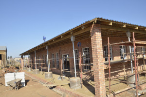 Construction of Bambanani Senior Secondary
