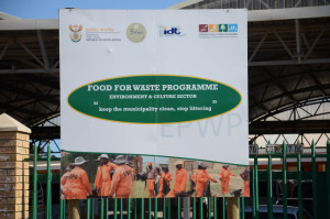 Food For Waste Programme Western Cape 2