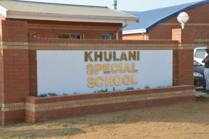 Khulani Special School