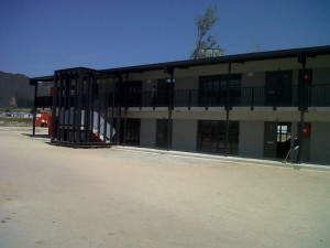 Klapmuts Primary School in Western Cape