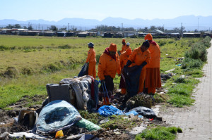 Western Cape-Food For Waste Programme